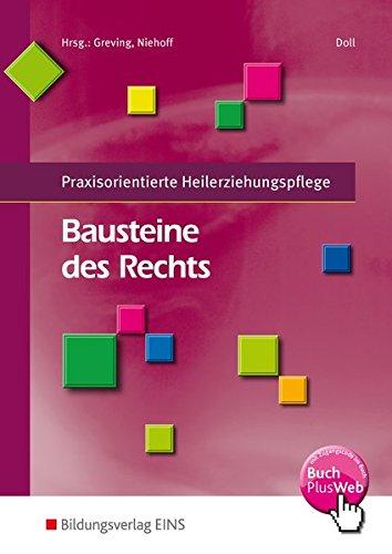 Bausteine des Rechts: Praxisorientierte Heilerziehungspflege: Schülerband