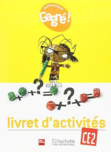 Gagne ! Mathematiques CE2 Livret d'Activites - Rci