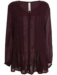 Suchergebnis auf Amazon.de für  Sheego - Blusen   Tuniken   Tops, T ... 6eff427a14