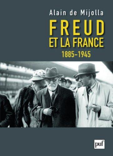 Freud et la France, 1885-1945
