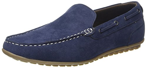 New Look Suedette Driver, Mocassins Homme