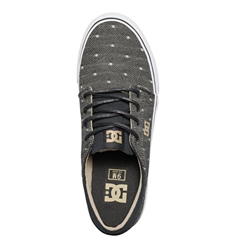 DC Shoes Trase Tx Se, Baskets mode homme Black/tan