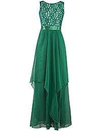 Kleid lang nachtblau