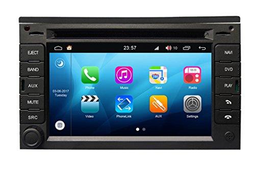 Roverone sistema de Android 6.2 pulgadas Doble Din Autoradio GPS para PEUGEOT...
