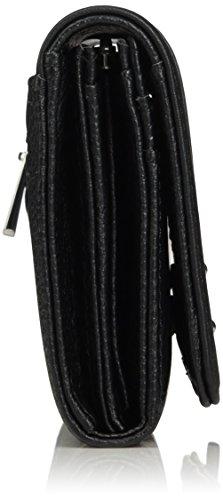 ESPRIT - 067ea1v001, Portafogli Donna Nero (Black)