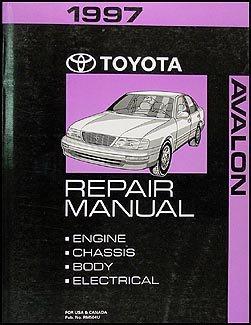 1997-toyota-avalon-repair-shop-manual-original