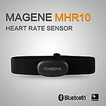magene Monitor de frecuencia cardiaca para iPhone y Android (apoyo Ant + y Bluetooth)