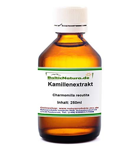 Kamillenextrakt (250 ml) Kamillen Extrakt Pflanzenextrakt Kamille