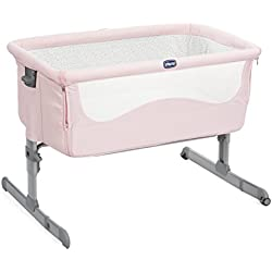 Chicco Berceau Cododo Next 2 Me French Rose - Evolutif - Réglable en Hauteur