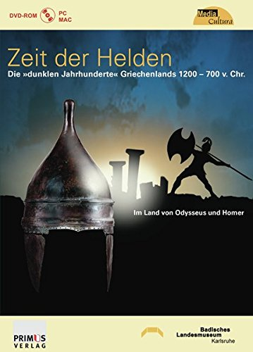 """Preisvergleich Produktbild Zeit der Helden. Die """"dunklen Jahrhunderte"""" Griechenlands 1200 - 700 v. Chr."""