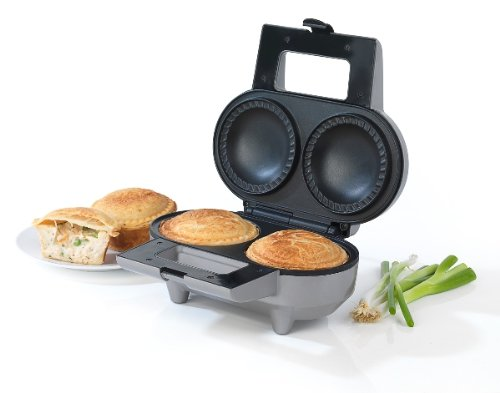 Salter EK1691 Double Pie Maker, ...
