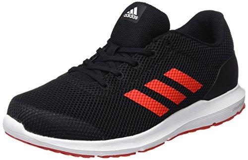 Adidas Cosmic 1.1 M, Zapatillas para Hombre, Marrón (Negbas/Rojbas/Ftwbla), 49 EU