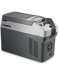 Dometic COOLFREEZE CDF 11 - Kompressor-Kühlbox, Gefrier-Box mit 12/24 Volt Anschluss für Zigarettenanzünder für PKW und LKW, tragbarer Mini-Kühlschrank, ca. 10,5 Liter
