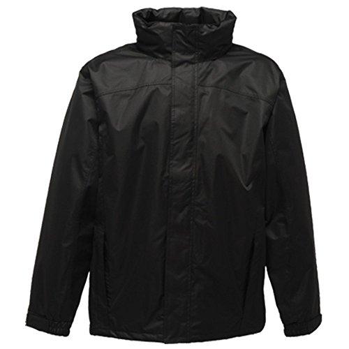 Timberland Benton Veste 3-en-1 pour homme Tissu imperméable et respirant Noir Black