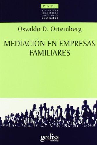 Mediación en empresas familiares (Parc)