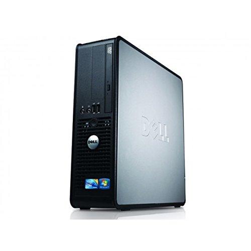 Dell - Windows 7 - Core Duo 2GB 80GB - Ordinateur Tour Bureautique PC