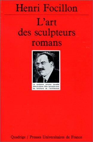 L'Art des sculpteurs romans