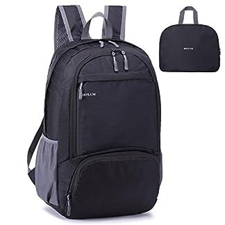 MRPLUM 25L-30L Rucksack Foldable Ultralight Packable Backpack, Unisex Durable Handy Daypack for Travel & Outdoor Sports Durable & Waterproof 3