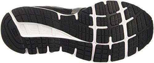 Mizuno Synchro Mx, Scarpe da Corsa Uomo Multicolore (Black/MetallicShadow/White)