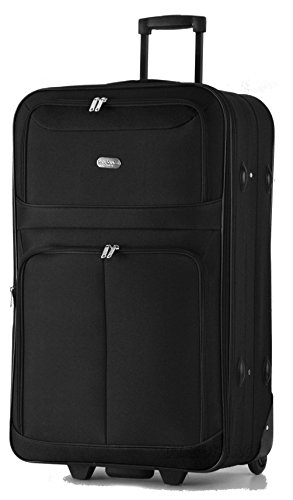 extra-large-32-expandable-lightweight-suitcases-trolley-cases-black-001