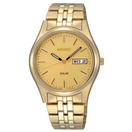 Seiko Men's Solar Watch SNE036P1