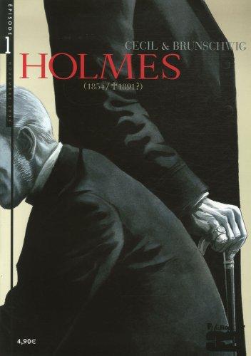 Holmes, Episode 1 : par Luc Brunschwig