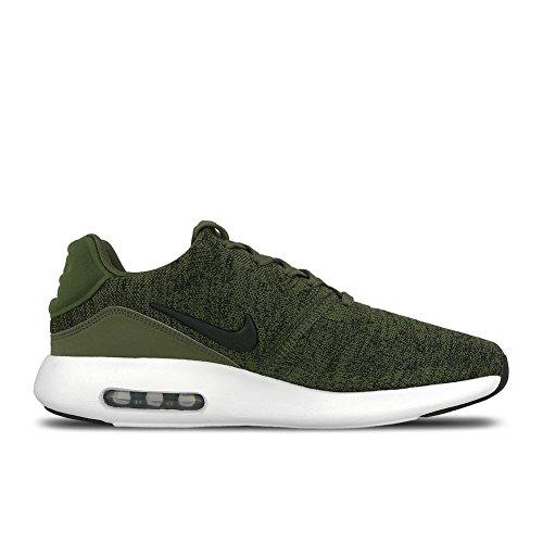 nike-herren-air-max-modern-flyknit-sneakers-grn-rough-green-black-black-white-44-eu