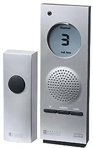Oregon Scientific BHDR619 Modular Personal Ringer (Wireless Doorbell)