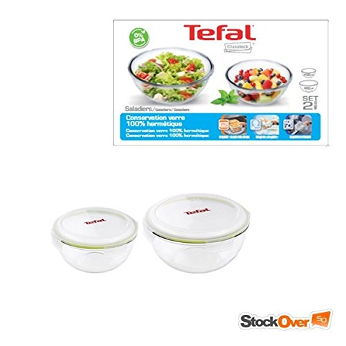 glasslock-tefal-set-of-2-salad-bowls-set-of-3-glass-storage-bowl-set-with-glass-lids-1000-ml-round-2