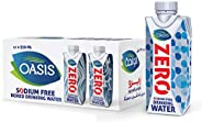 Oasis Boxed Water ZERO , 330 ml (Pack of 18)