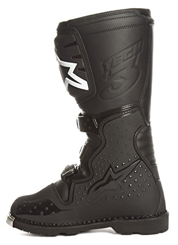 Alpinestars Motocross-Stiefel Tech 3 All Terrain Schwarz Gr. 43 - 3