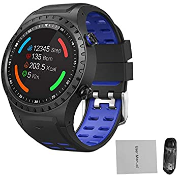SMA-M1 GPS Sports Watch , Smartwatch Multideporte con GPS ...