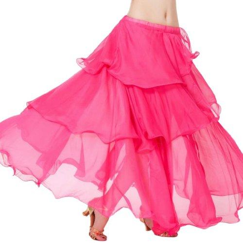 Hee Grand - Robe spécial grossesse -  Femme Rouge - Rose2