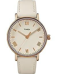 Timex Southview TW2R28300 - Reloj de cuarzo con correa de cuero para mujer 9c784063f196