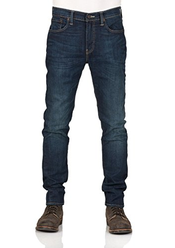 Levis Herren Jeans 512(TM) - Slim Taper Fit - Blau - Rain Shower, Größe:W 32 L 32, Farbe:Rain Shower (0227) Levis Relaxed Fit Bootcut Jeans