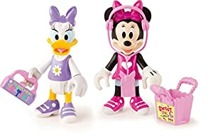Minnie Mouse- Minnie + Daisy Let