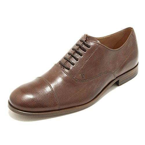 1780G scarpa classica marrone TOD'S FRANCESINA CUOIO uomo shoes men Marrone