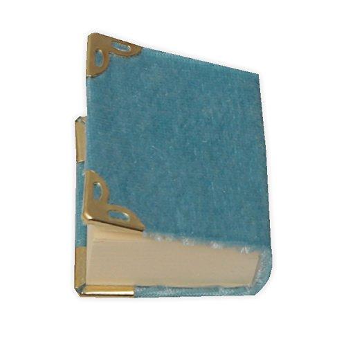 mytortenland Blau Mini Koran 5x5,5 cm