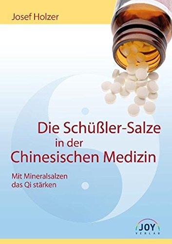Preisvergleich Produktbild Die Schüßler-Salze in der Chinesischen Medizin: Mit Mineralsalzen das Qi stärken