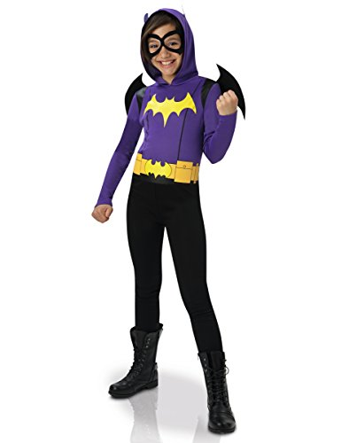 �Kostüm Klassische Batgirl Superhero Girls (Batgirl Kostüme Zubehör)