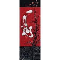 Gruhn Nicole Red Point Showa Grösse 50x50 Kunstdruck