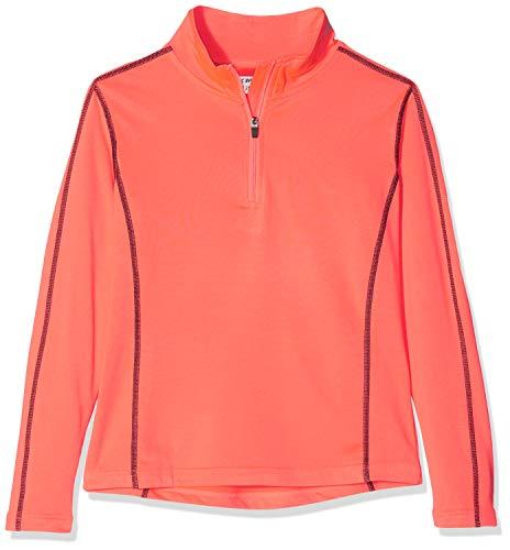 Icepeak Kinder Robin Junior Oberteil, Orange, Size 152 cm Base-orange-fleece