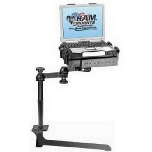 ram-mounts-ram-vb-154-sw1-no-drill-laptop-mount-for-the-nissan-frontier-pathfinder-and-xterra-by-nat