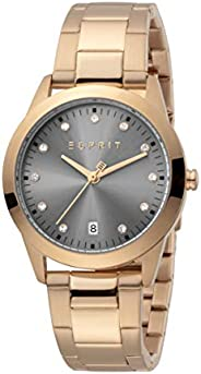 ESPRIT Women's Daphne Fashion Quartz Watch - ES1L197M
