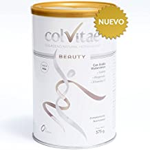 COLVITAE BEAUTY - SABOR PIÑA - Colágeno Hidrolizado Natural + Calcio + Ácido Hialurónico + Vitamina C – Colvitae es Anti Edad, Anti Arrugas, Anti Lesiones.
