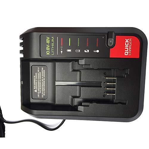 Cargador batería repuesto Black Decker Stanley Porter-cable