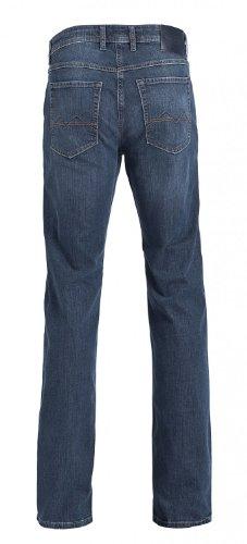MAC Herren Straight Leg Jeanshose Arne H677