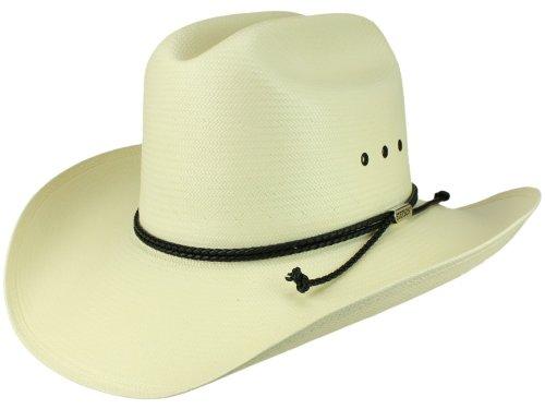 Stetson Homme Chapeau Cowboy Carson beige