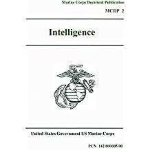 Marine Corps Doctrinal Publication MCDP 2, Intelligence 7 June 1997 (English Edition)