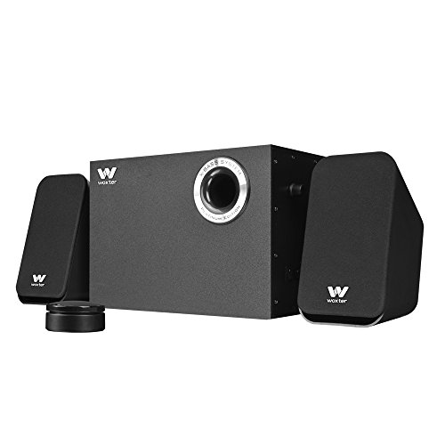 Woxter Dynamic Line DL-1250 - Altavoces Multimedia 2.1, 150 W